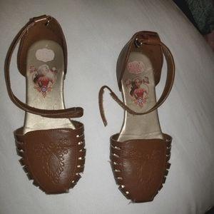 Payless Disney Elena of Avalor Sandals.